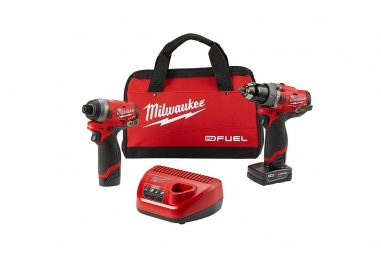 Milwaukee M12 Fuel Gen2 Hammer Drill and Impact Combo 2598-22 Review