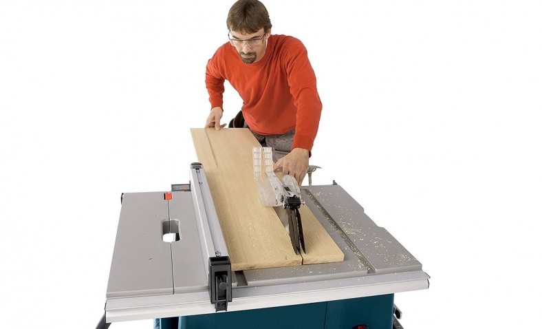 Bosch 4100-10 Table Saw Review