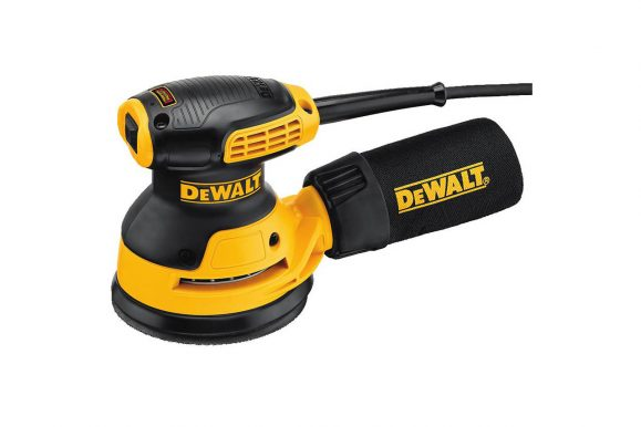 DeWalt Orbital Sander DWE6421 Review