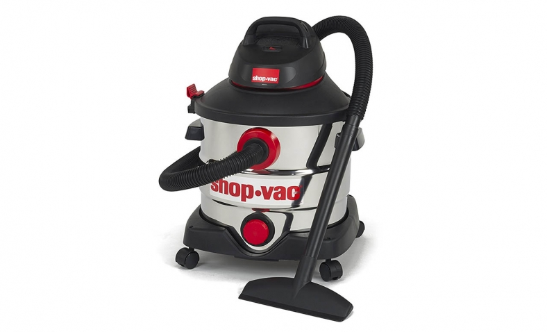Shop-Vac Stainless 8 Gallon 6HP Wet / Dry Vacuum Review